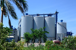 Cement Silo System Solution for Cement Plant Industry
