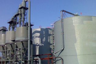 Cement Silo Pneumatic Feeding