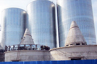 Cement Silo Aeration System