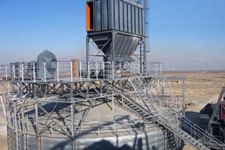 Cement Silo Dust Collector System